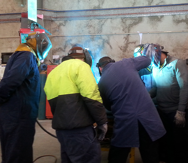 Open Welding - A flexible workforce