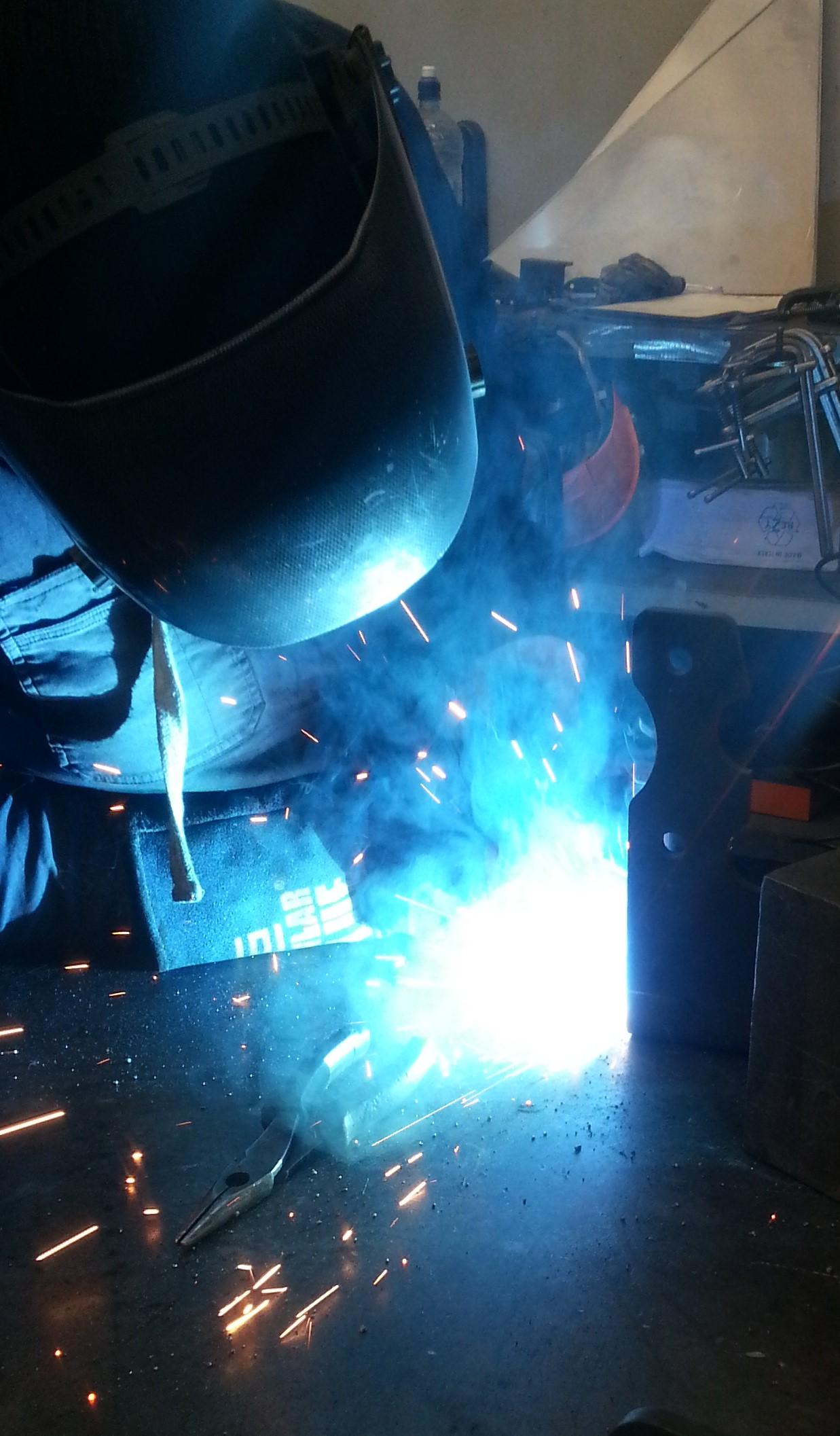 Open Welding welding system
